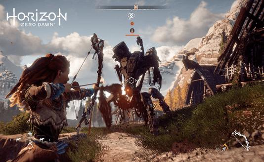 Horizon zero dawn Upcoming Games