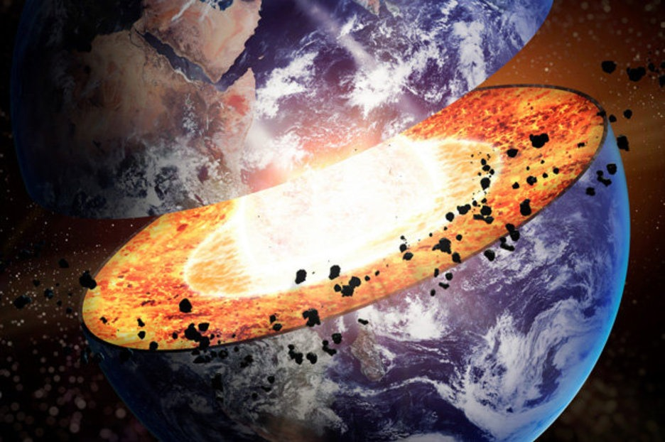Missing Element In Earth's Core Discovered