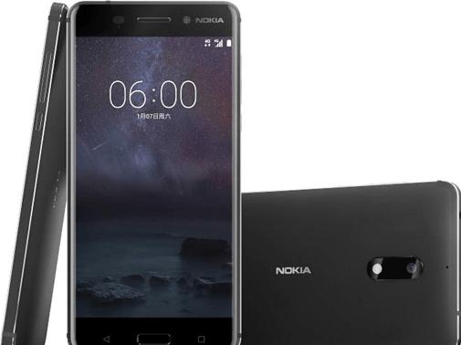 NOKIA'S Android Smartphones