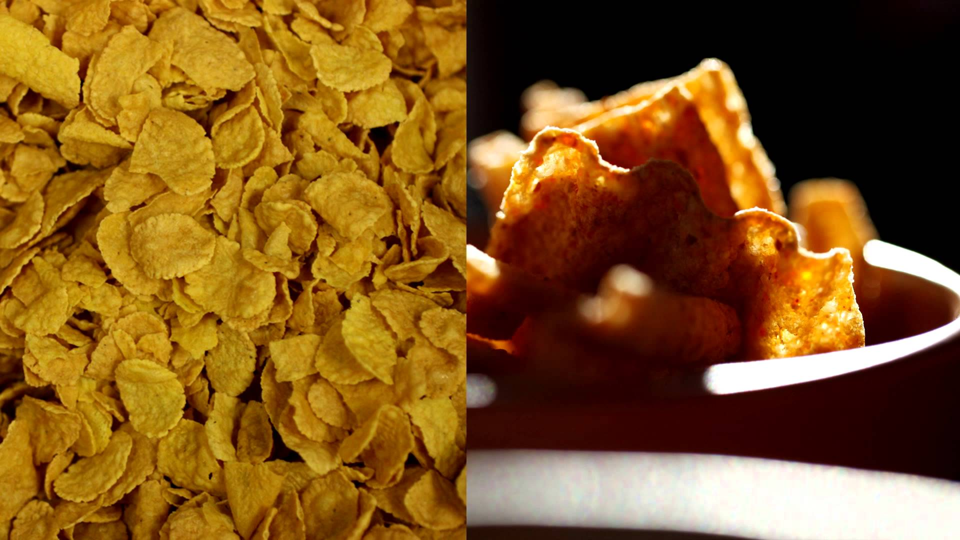 Crunchy Foods