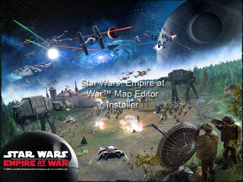 STAR WARS- EMPIRE AT WAR