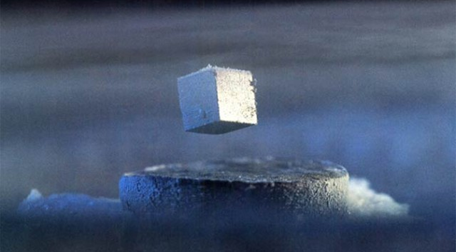 SUPERCONDUCTOR AT ROOM TEMPERATURE