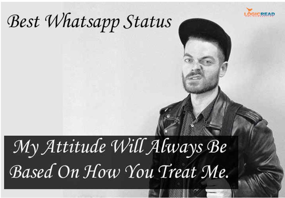Attitude Whatsapp Status 2018