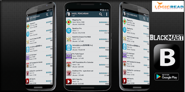 Blackmart APK Download v1.1.4 For Android Latest Version 2018