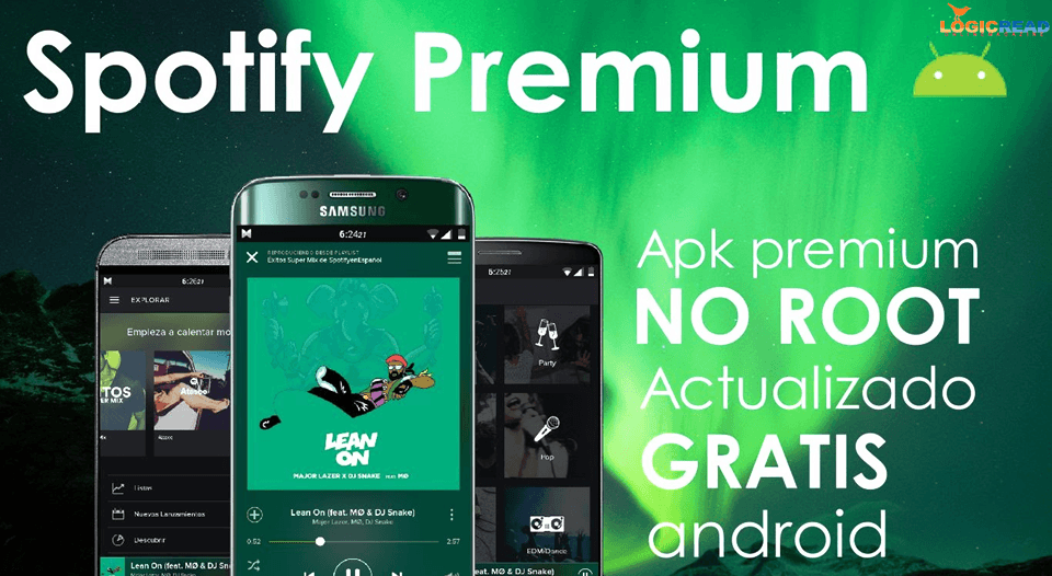 Spotify Premium APK Free Download Latest Version 8.44 For Android