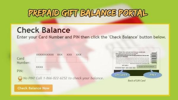Prepaid-Gift-Balance-check