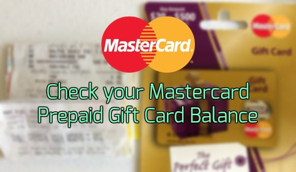PrepaidGiftBalance-Mastercard