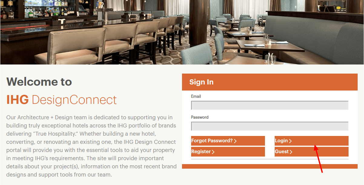 www.ihgdesignconnect.com: IHG Design Connect Account Login Full Guide