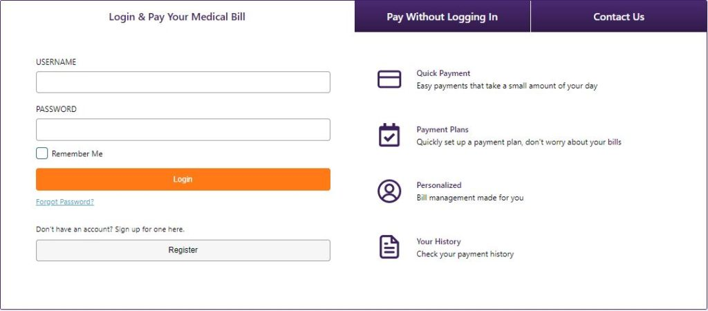 MyMedicalMe Login: Make Online Medical Payments At www.mymedicalme.com