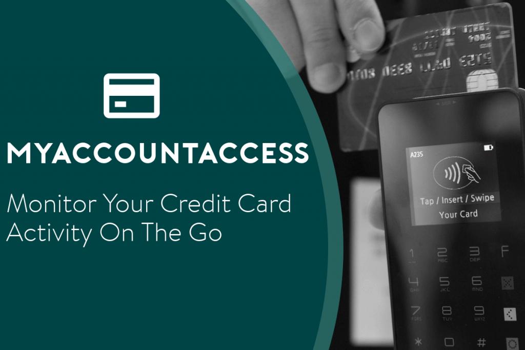 Myaccountaccess Login: Credit Card Account Access At www.myaccountaccess.com