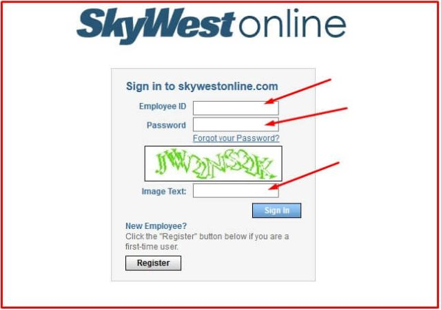SkyWestOnline Login: Access SkyWest Airlines Employee Portal At www.skywestonline.com
