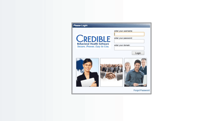 Crediblebh Login: Access Credible Behavioral Health For Student At www.crediblebh.com