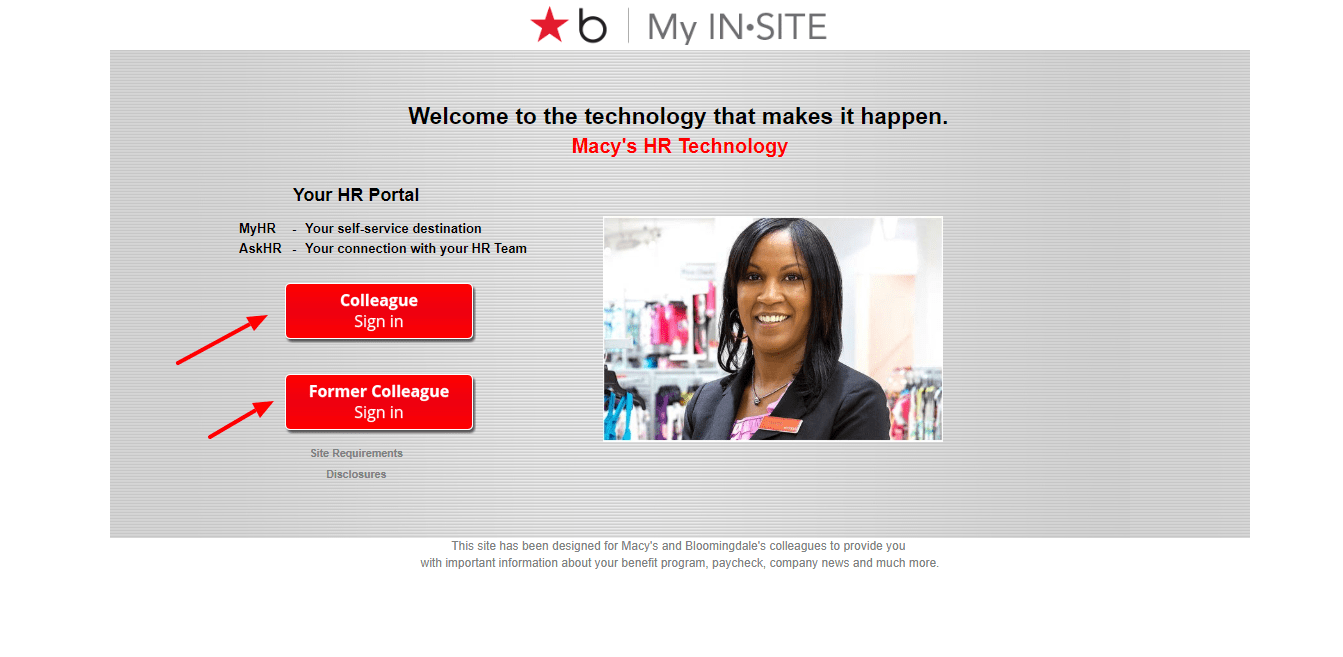 Macys Insite Login: Access My Insite Employee Connection Portal At hr.macys.net/insite