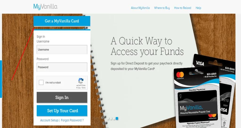 MyVanillaDebitCard: Vanilla Debit Card Login, Activation, Balance At www.myvanilladebitcard.com