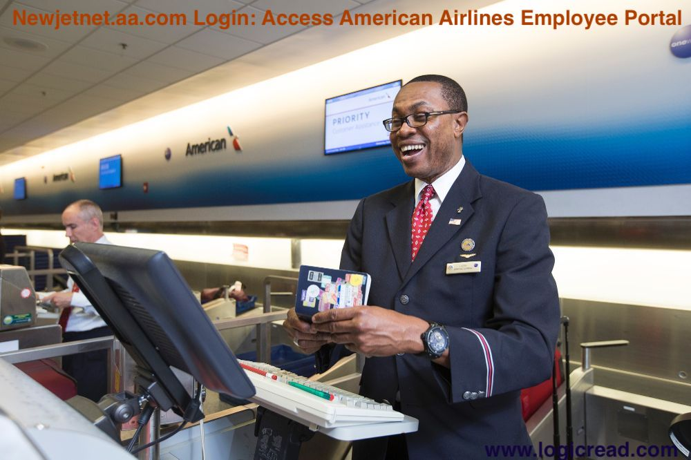 Newjetnet.aa.com Login: Access The American Airlines Employee Portal Online!