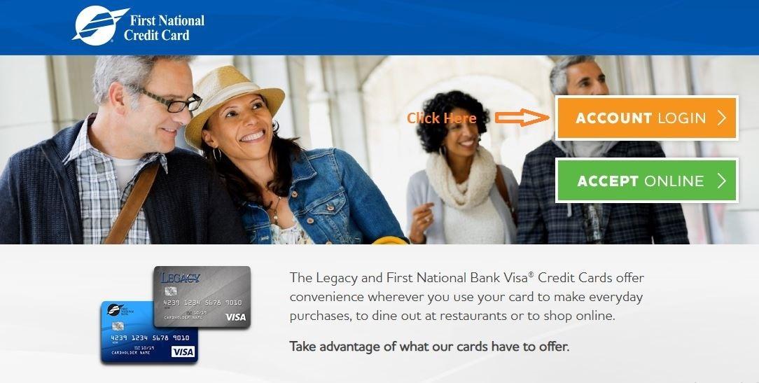 First National Credit Card Types, Application & Reward Program