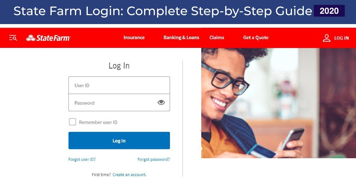 State Farm Login- Manage Your Account To Pay Bill Online At www.statefarm.com