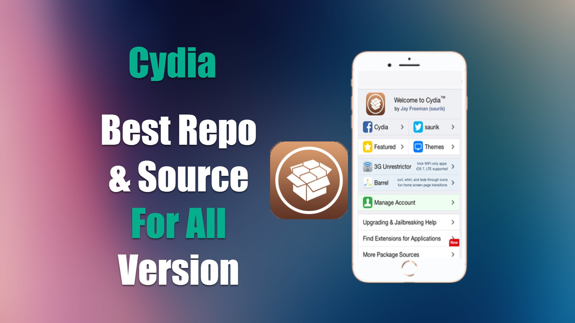 Top Best Cydia Repos And Sources For Cydia App