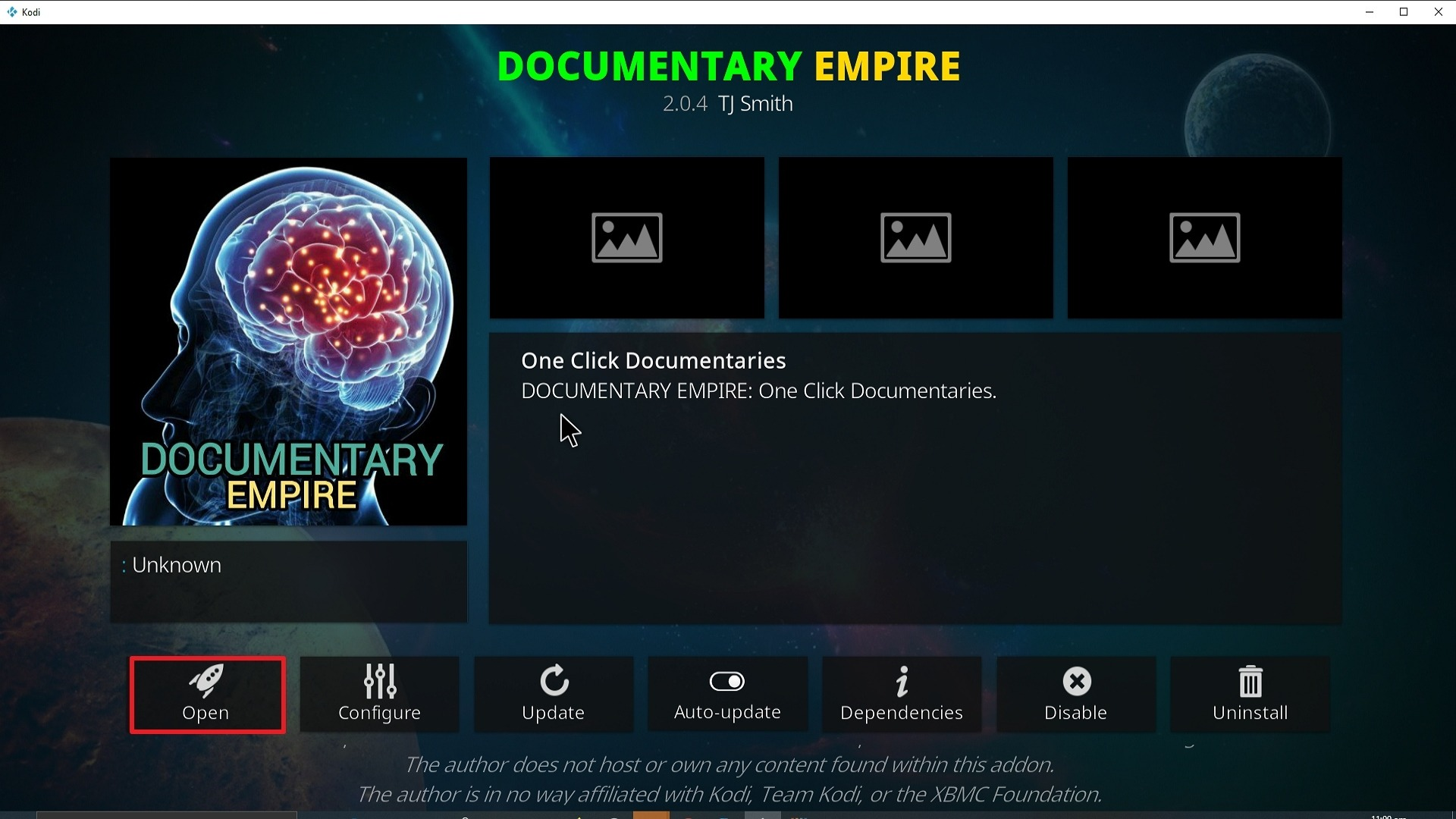 Documentary Empire