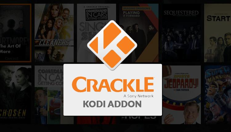 Crackle Kodi Addons