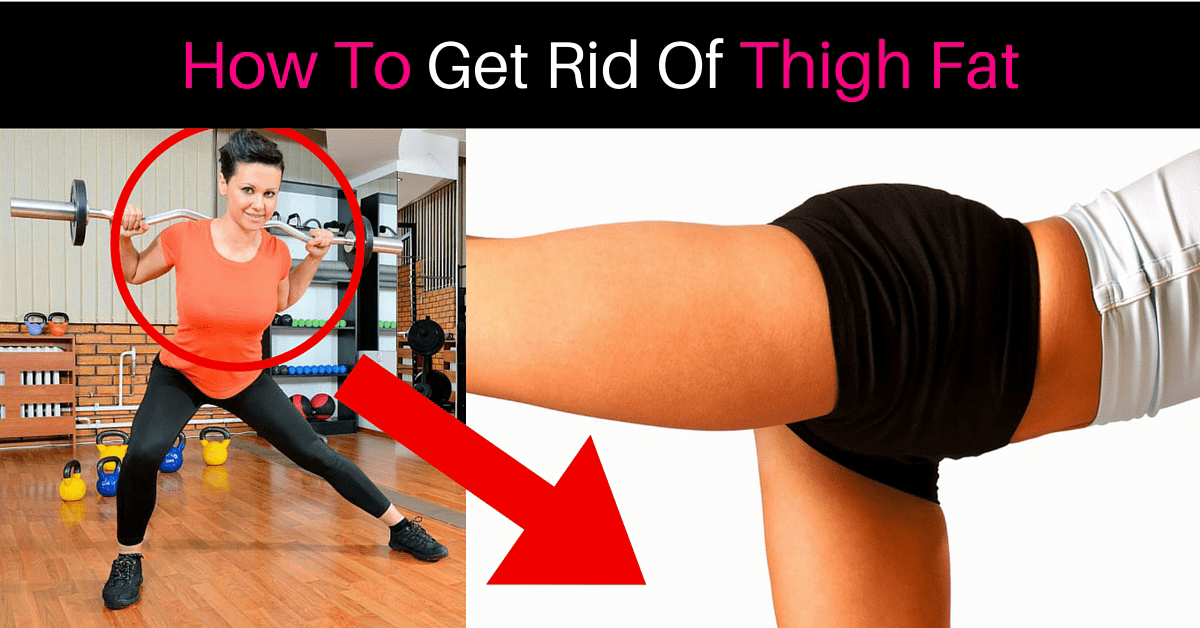 Ways To Lose Thigh Fat