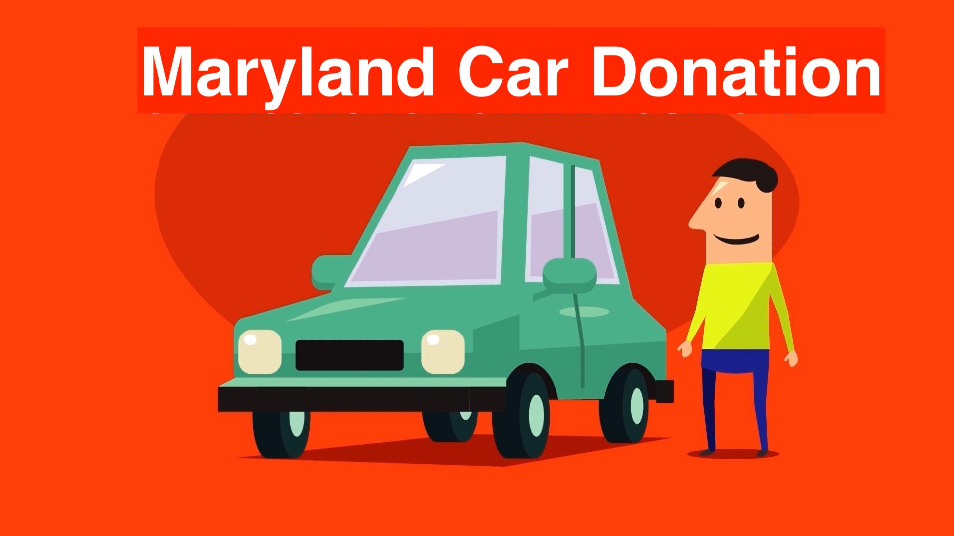 Maryland Car Donation