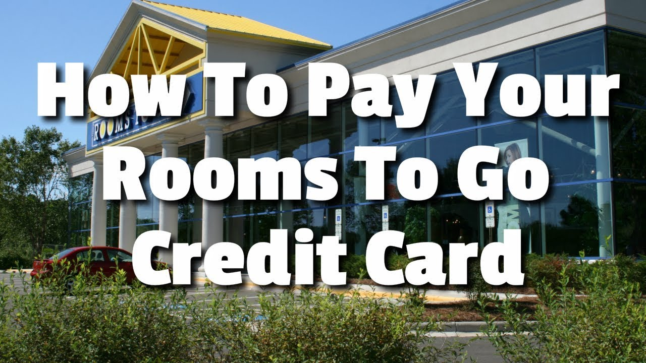 Rooms To Go Credit Card Login